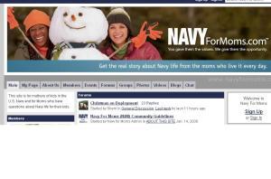 NavyForMoms.com